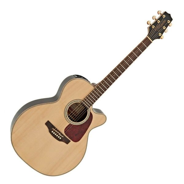 Takamine GN71CE NEX Electro Acoustic Guitar, Natural - TK-GN71CE-NAT